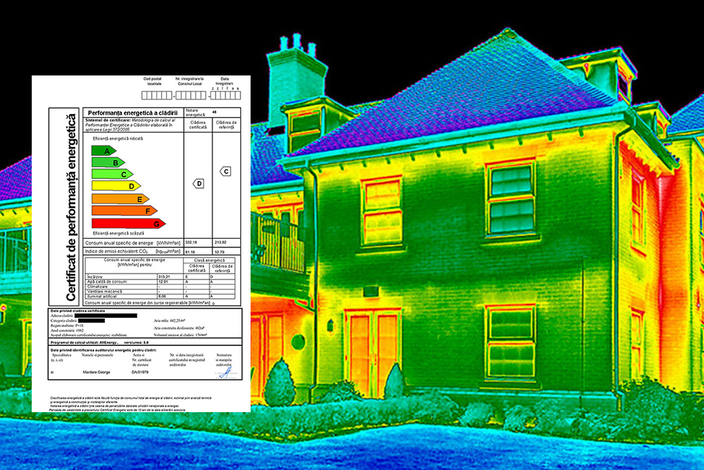 certificat energetic imobile